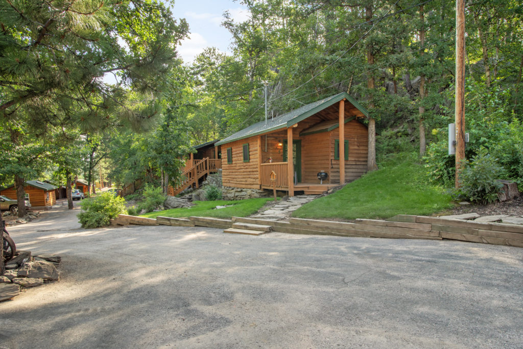 Rental Cabin 1