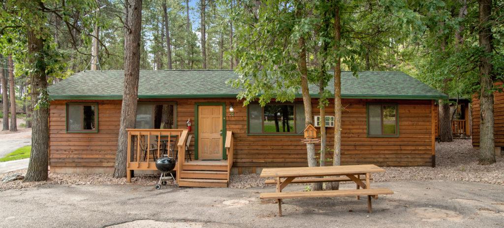 Rental Cabin 12