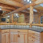 Rental Cabin 18 Kitchen