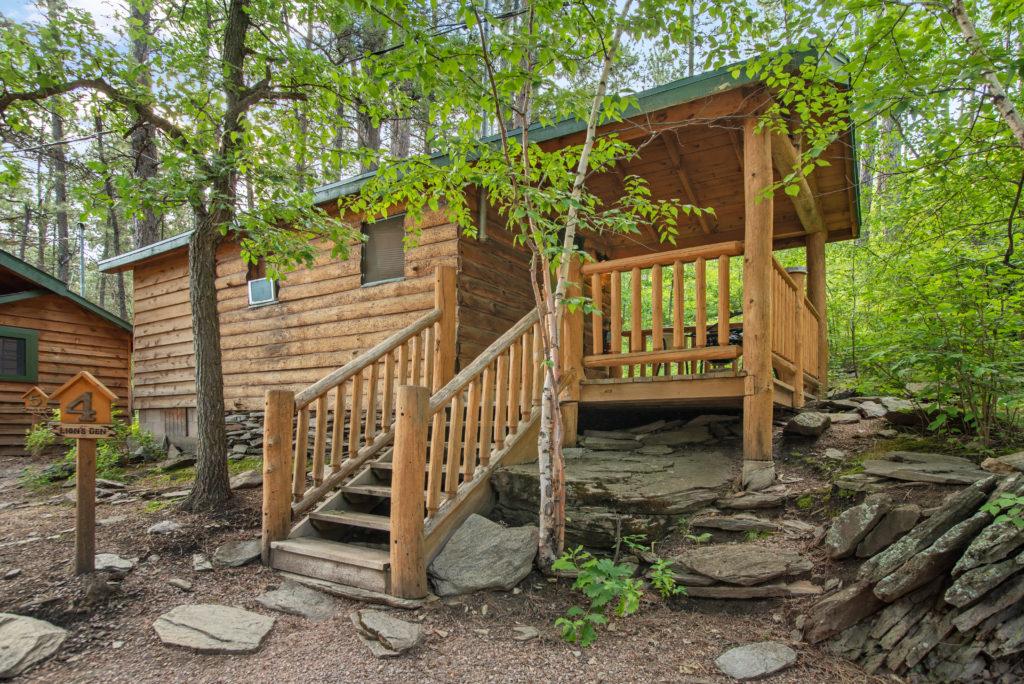 Rental Cabin 4