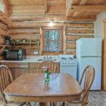 Rental Cabin 9 Kitchen
