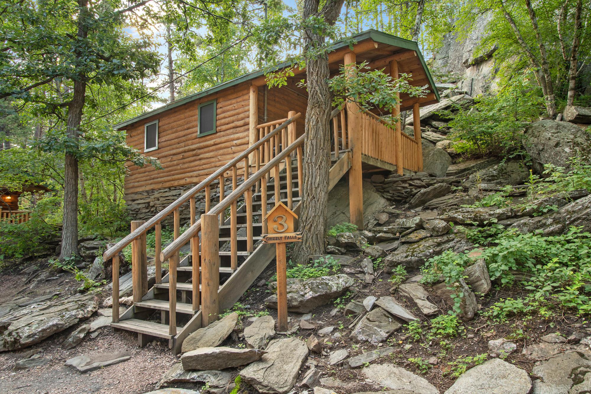 Rental Cabin 3